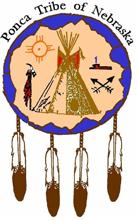Ponca Tribal Logo Nebraska
