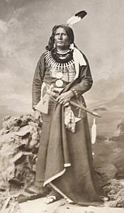 portrait of Standing Bear