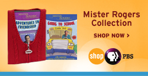 shopPBS Mister Rogers Collection