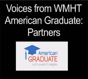 WMHT American Graduate Partner Testimonials