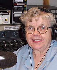 RISE Volunteer Ellen Harmon