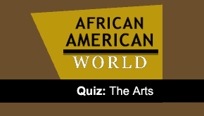 Brain Teaser: The Arts