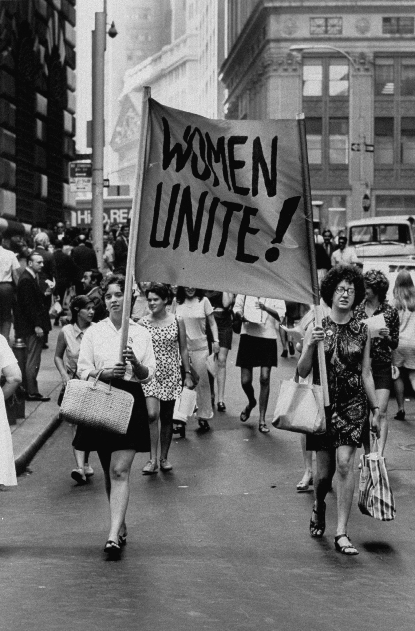 a report on the womens movement in america Timeline of women's suffrage in the united states this article may be in need of reorganization the us house and senate both appoint committees on women's suffrage, which both report favorably native american women played a vital role in this change.