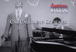 Cab Calloway Sketches