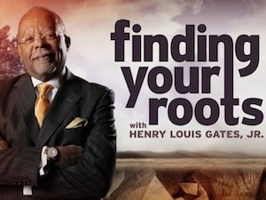 With Henry Louis Gates, Jr.